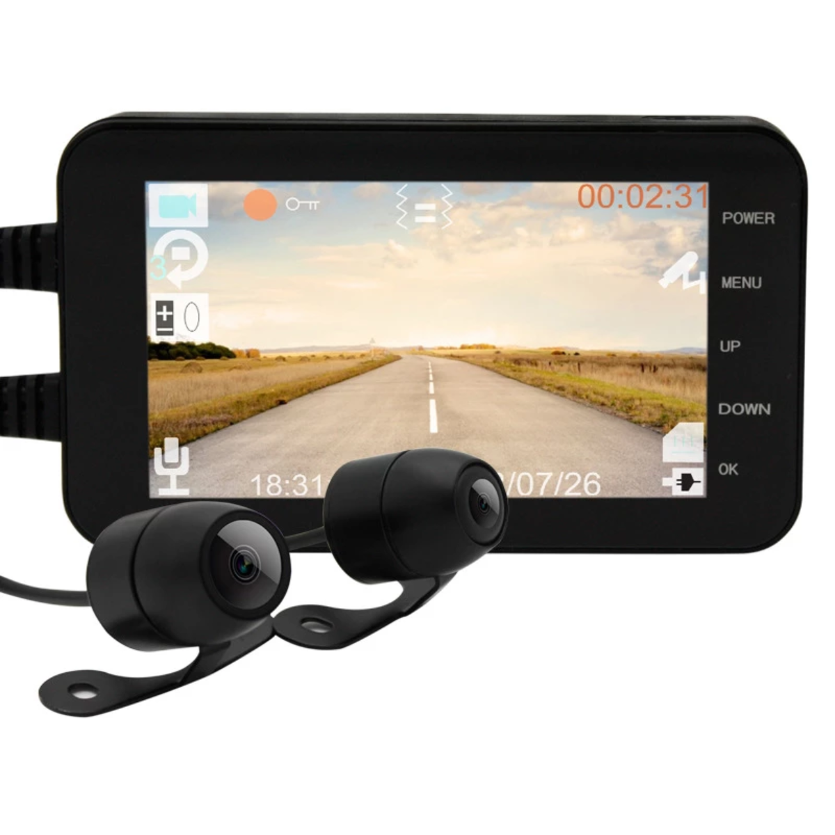 Why Do You Need to Install a Motorcycle Dash Cam?