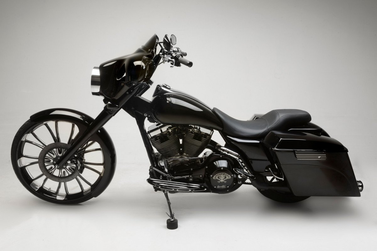 10 Bikes on Sons of Anarchy that You'd Totally Want to Ride