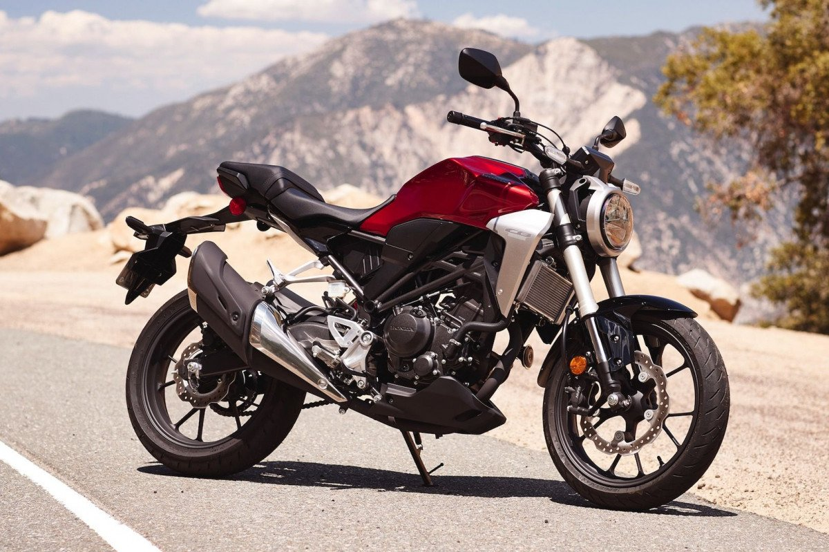 10 Small Motorcycles for City Commuting