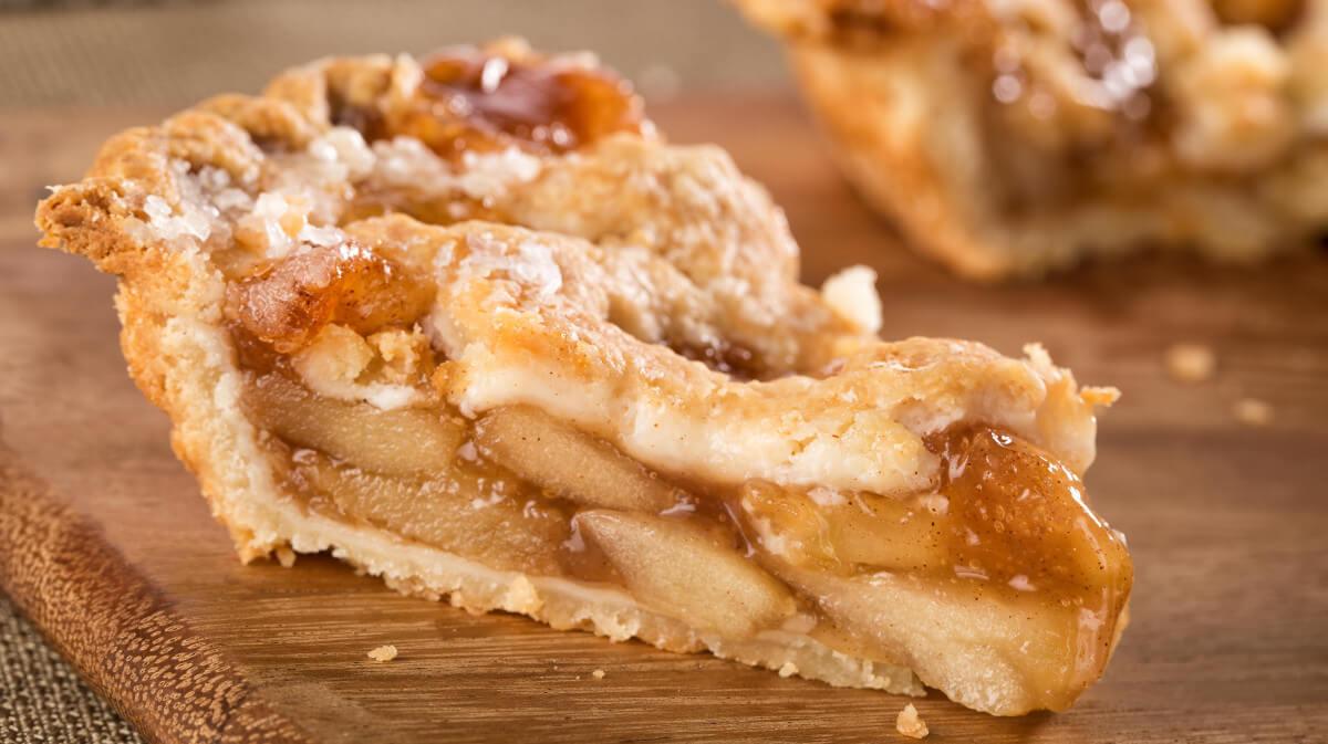 Bourbon Caramel Apple Pie Recipe