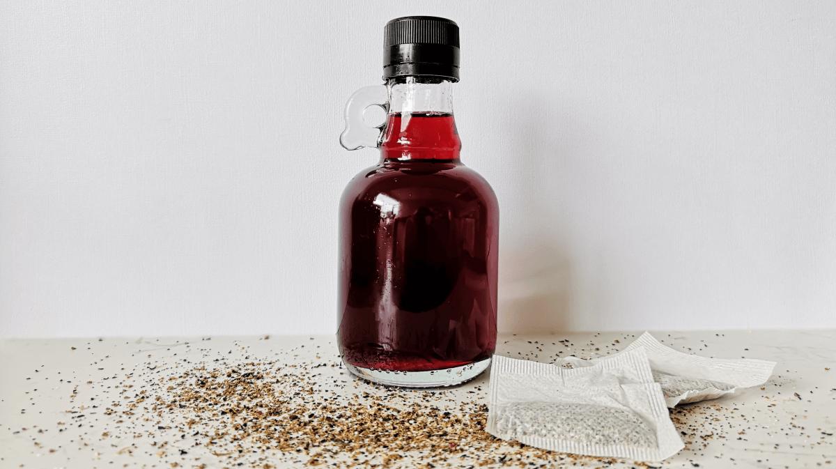 Simple Tea Syrup Recipe