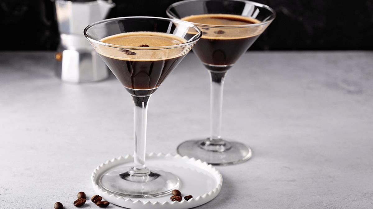 Cold Brew Martini - Recipe