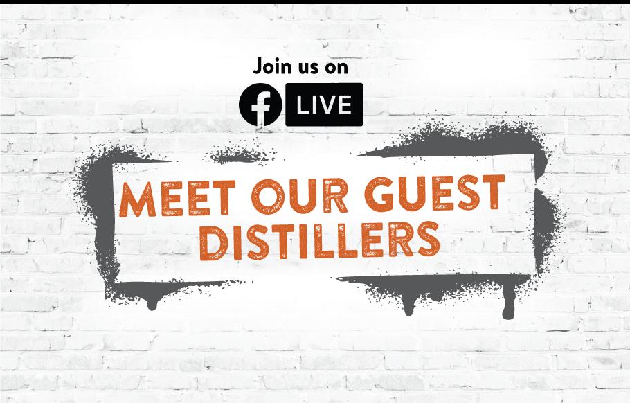 Meet our Guest Distillers