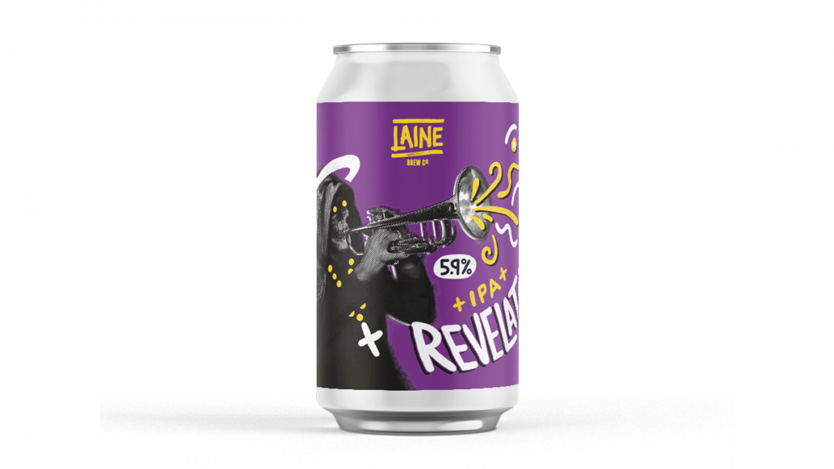 REVELATOR IPA - 5.9% - CORE RANGE - LAINE BREW CO