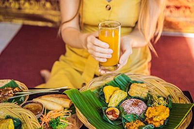 turmeric golden drink