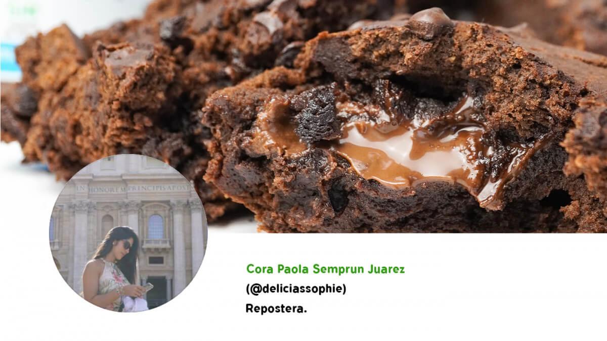 Recipe: Fudgy Brownie