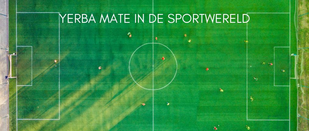 Yerba Mate in de sportwereld