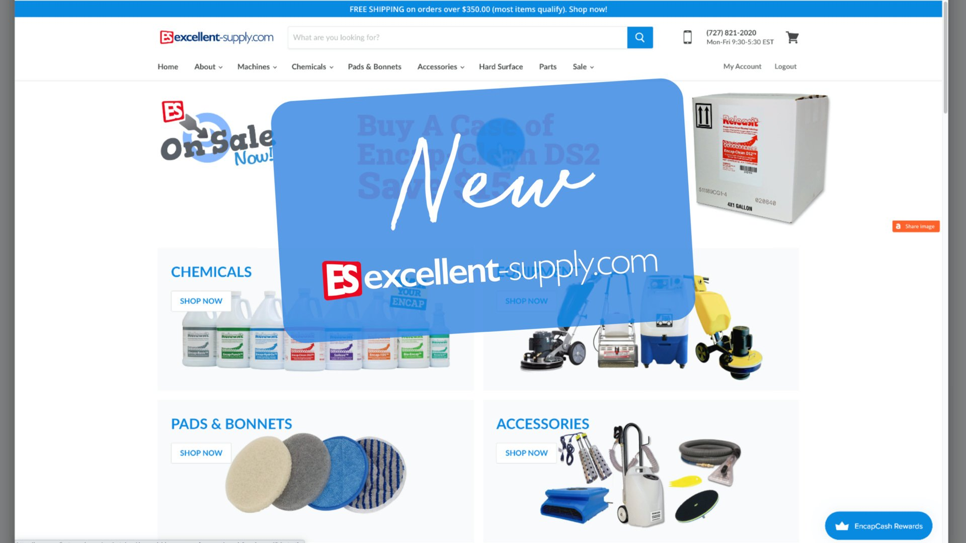 NEW Excellent Supply Website