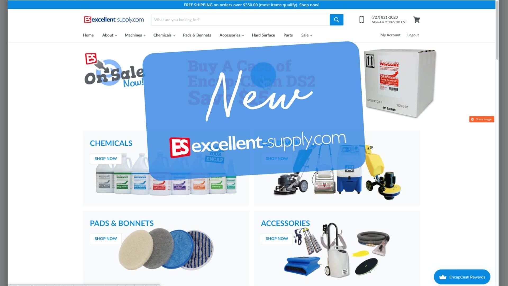 NEW Excellent Supply Website