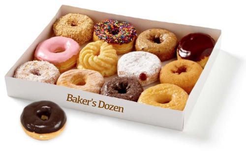 """Adding value - The Secret of The """"Baker's Dozen"""""""