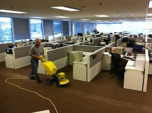 Top Ten Reasons To Love Commercial Carpet Cleaning