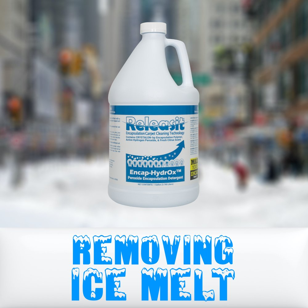 A Simple Method For Removing Ice Melt Salt From Carpet