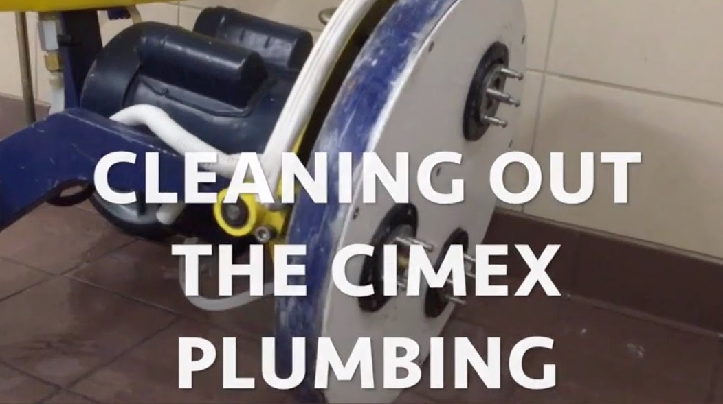 How to Clean Out Your Cimex Plumbing