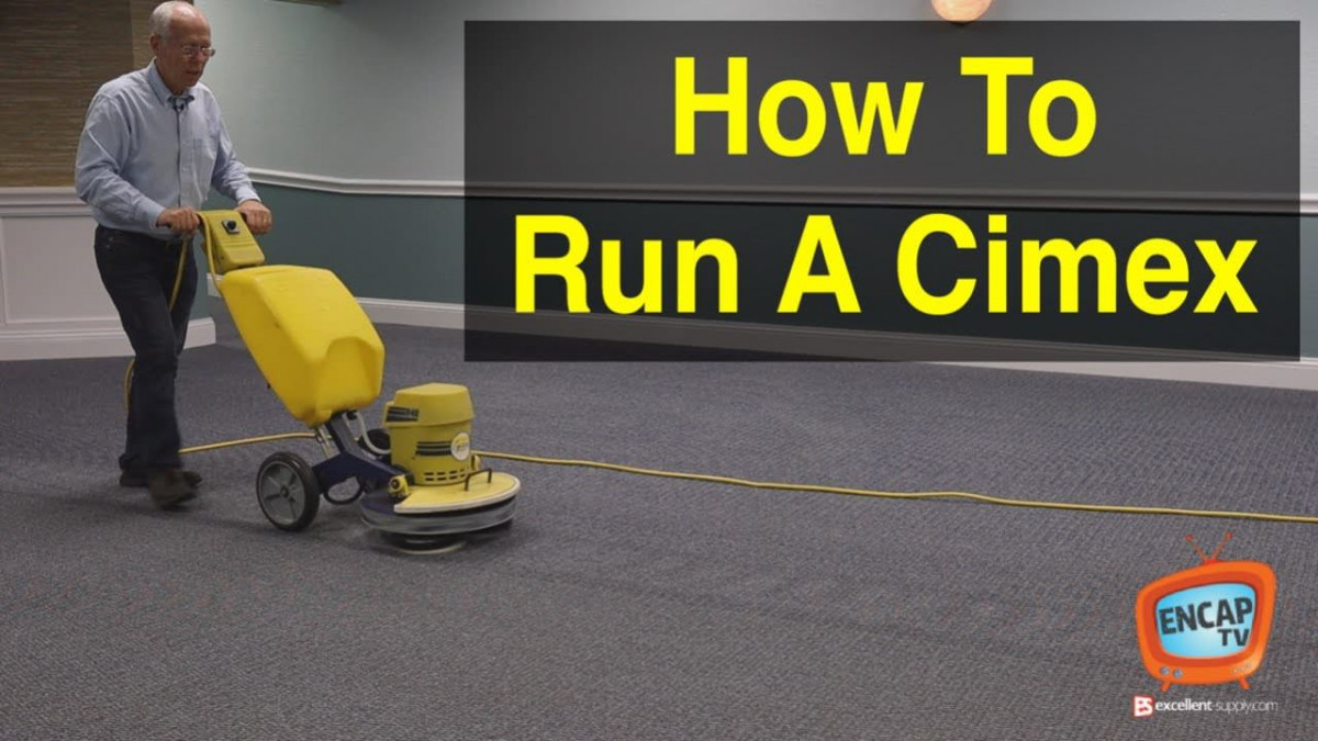Tips for Running the Cimex