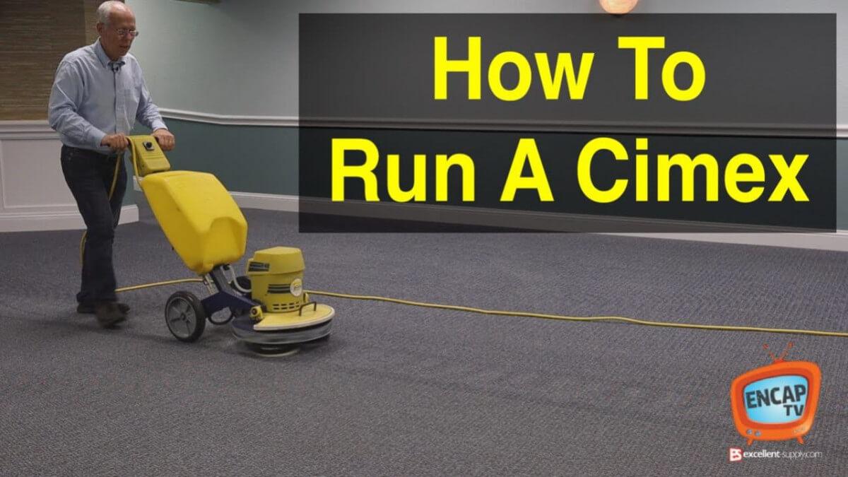 Tips for Running the Cimex