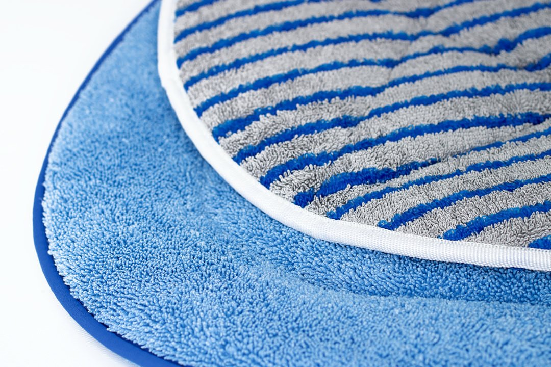 Microfiber Bonnets for Carpet Cleaning