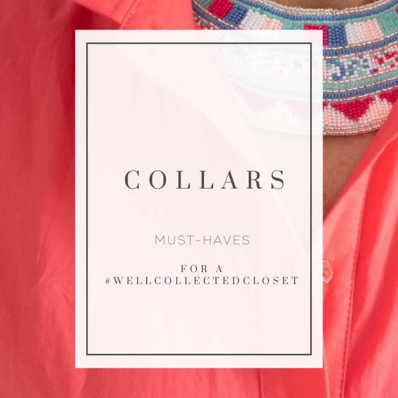 Colorful Collar Statement Necklaces