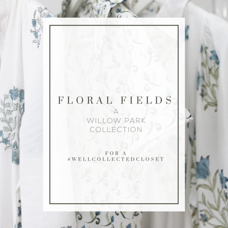 Floral Fields Collection from Willow Park