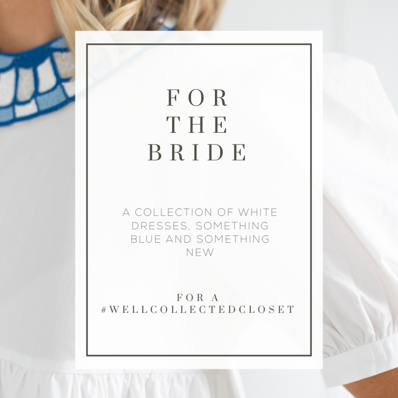 Lovely Looks for the Bride