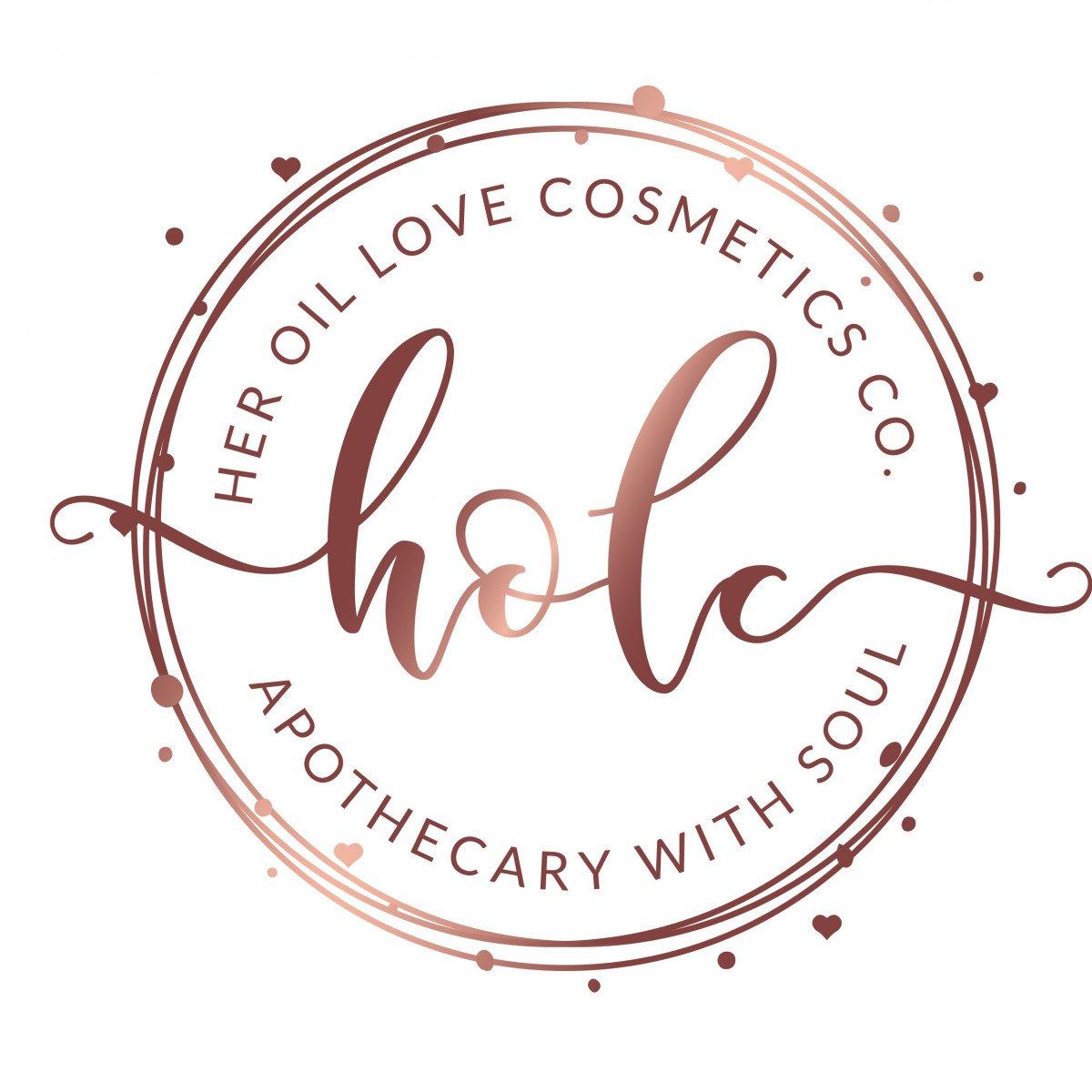 The Origins of Her Oil Love Cosmetics Company