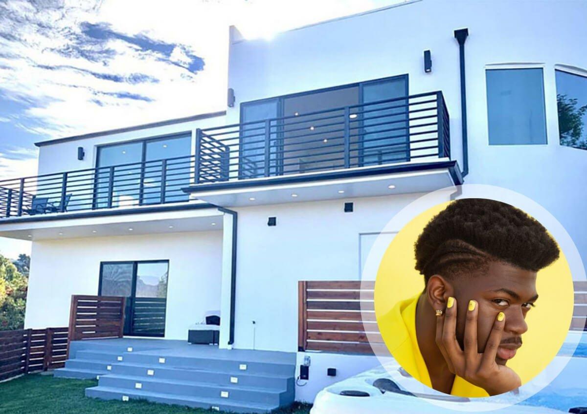 Lil Nas X California Starter Mansion Design Inspiration