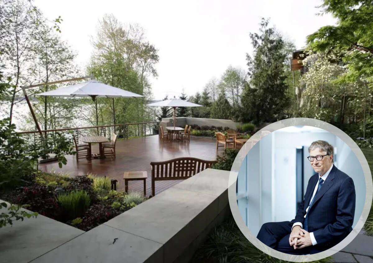 Bill Gates $120 Million Xanadu Mansion Design Inspiration