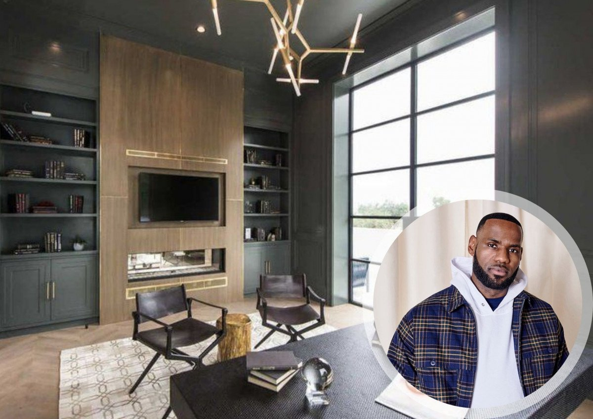 LeBron James: Inside the Biggest NBA Star's Luxury Mansions