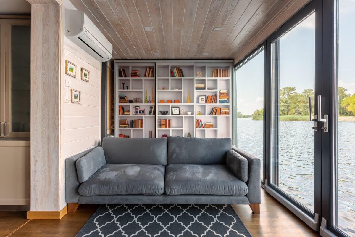 Multifunctional Furniture Interior Design Style