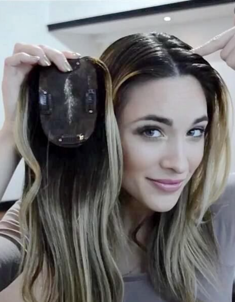Hair Toppers For Women | Encelia Hair Guide