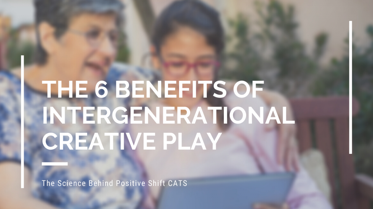 The Six Benefits of Intergenerational Creative Play