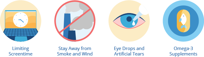 How To Deal With Dry Eye Disease