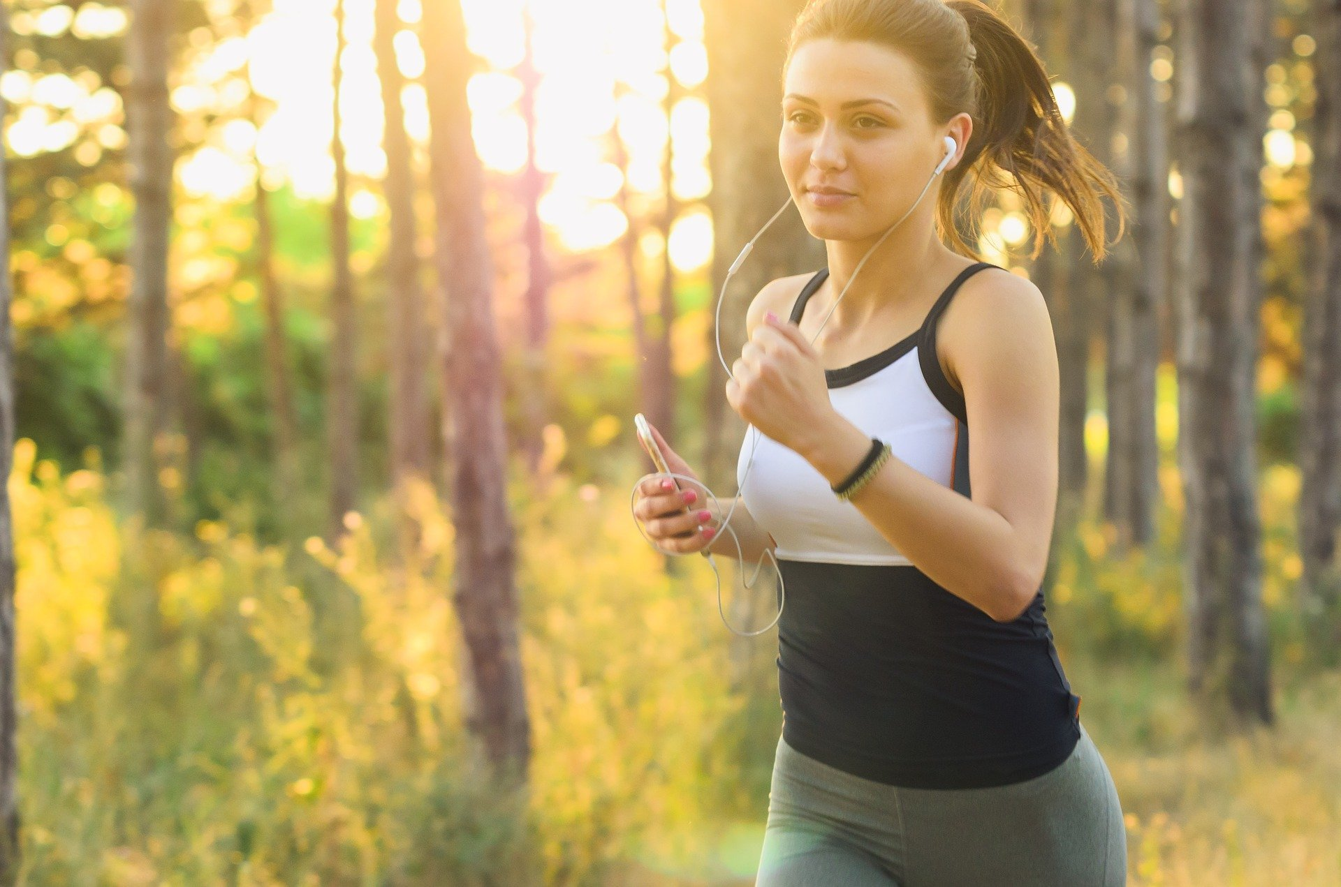 Ways to Stay Cool While Running in the Summer Heat