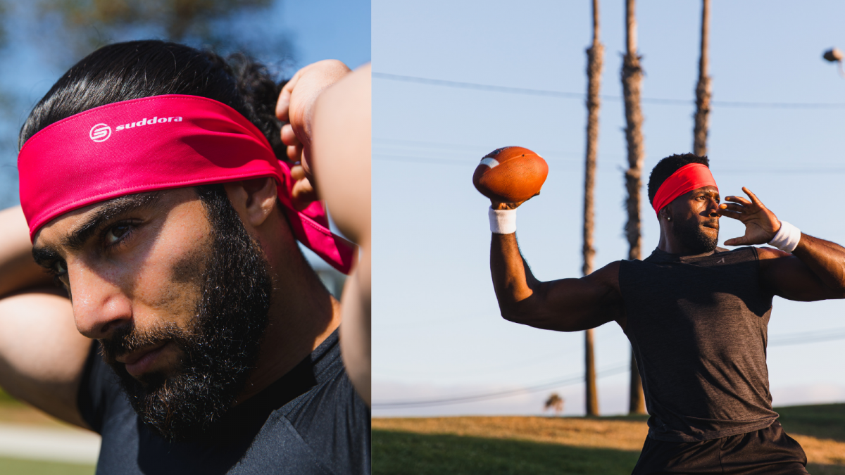Headbands for Men - Amp Up Your Next Workout