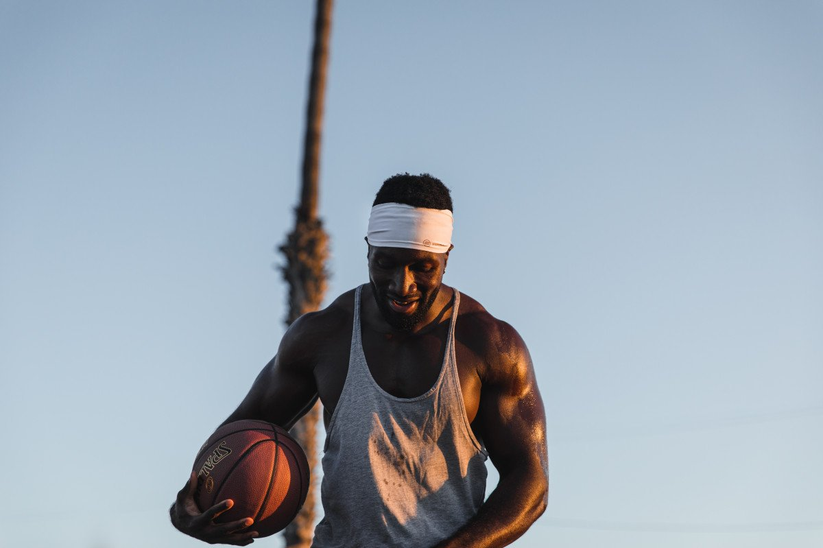 Play Basketball? Headbands Can Improve Your Game