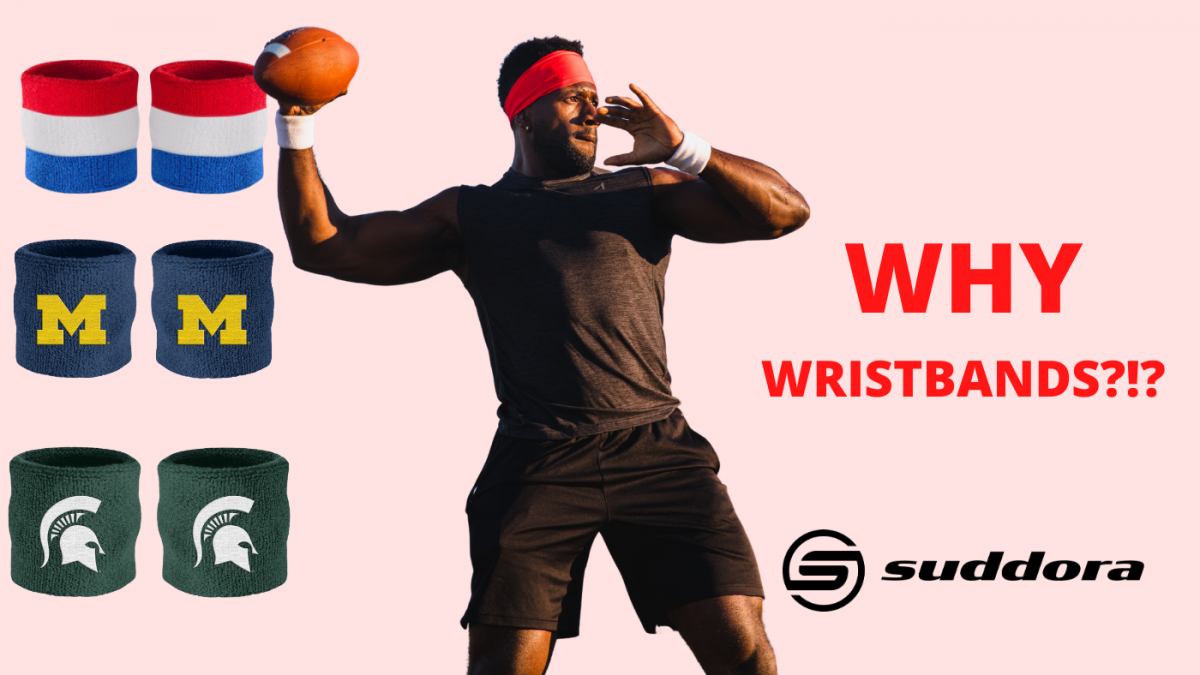What are Sweat Wristbands For?