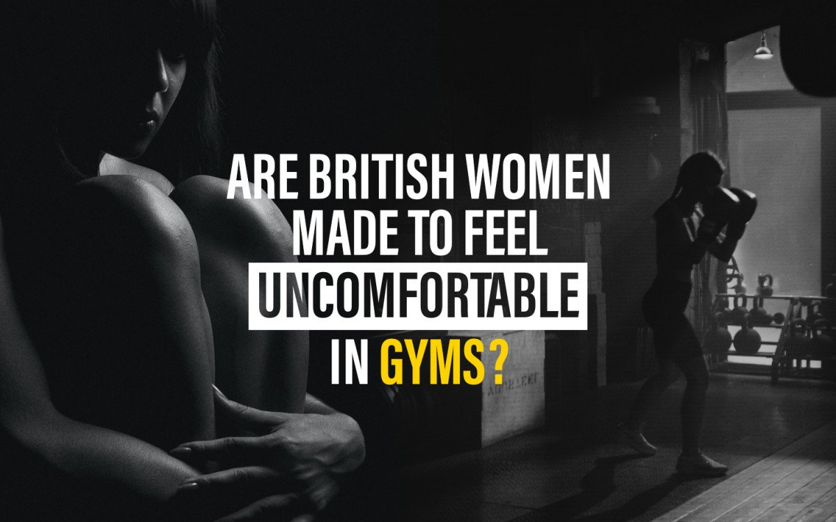 REVEALED: Are British Women Made to Feel Uncomfortable In Gyms?