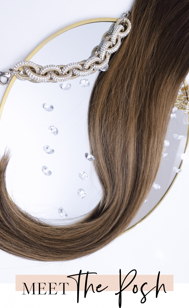 Iconic Clip-In Extensions: The Posh