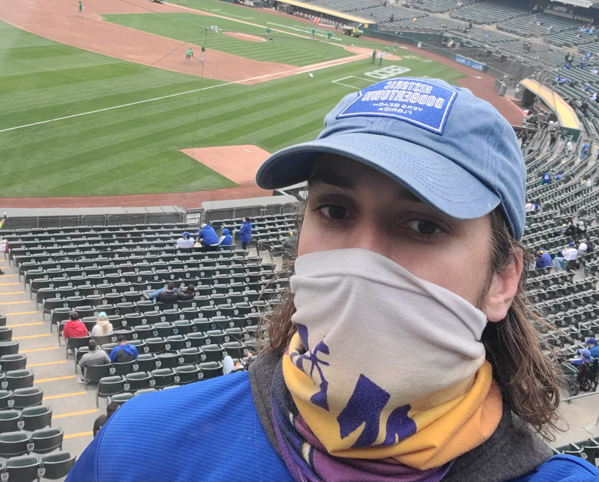 Chronicles of a Bay Area Dodger Fan Part 5