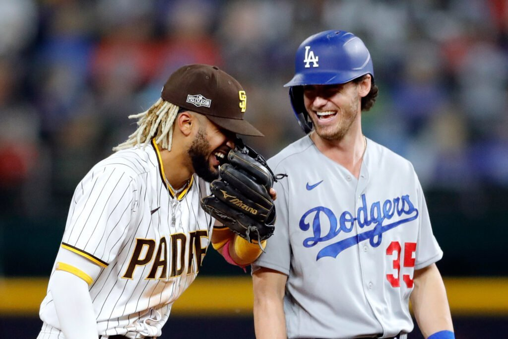 Padres First Dodgers Sweep Since 2013