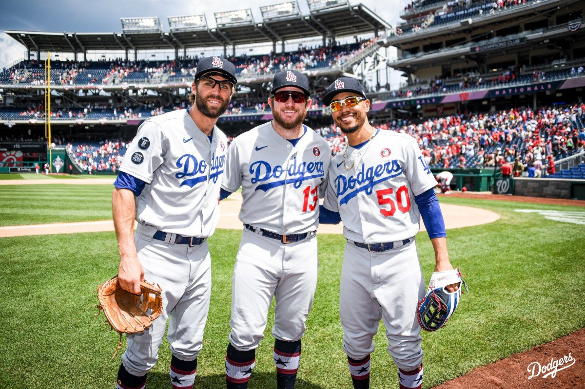 Dodgers All-Star Call Ups