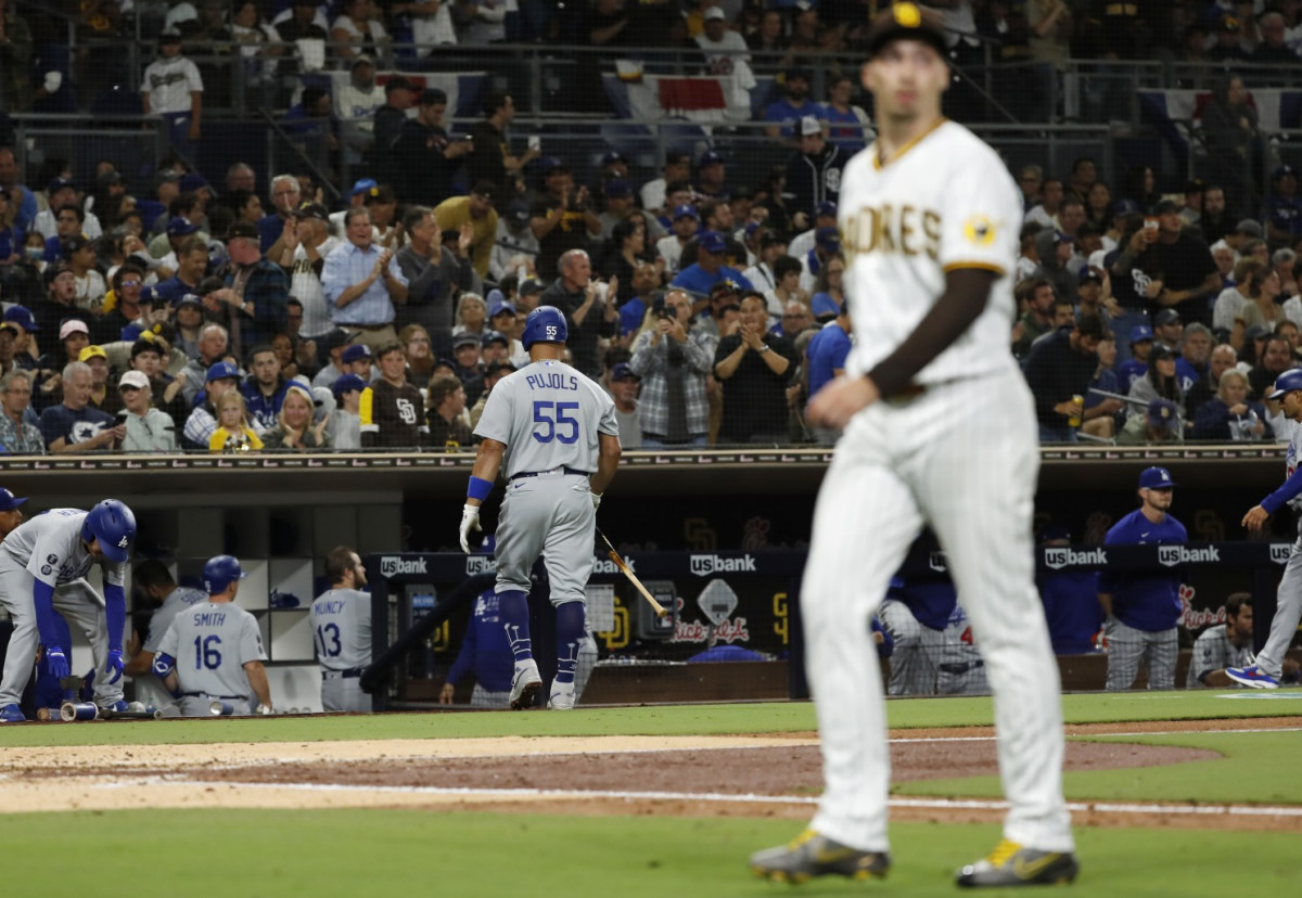Padres Fans Under the Impression They Have Won the World Series Over the Dodgers