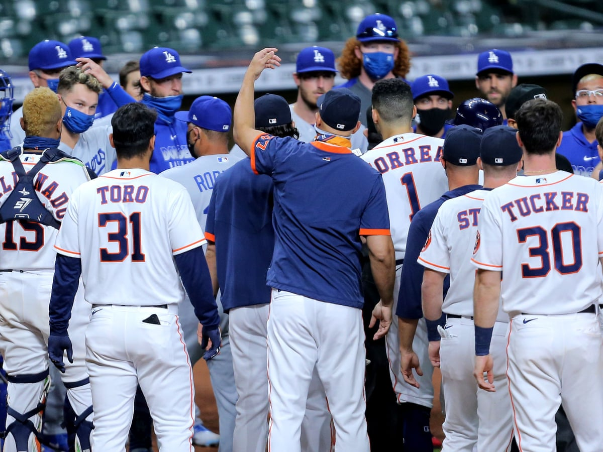 Dodgers-Astros Series Preview