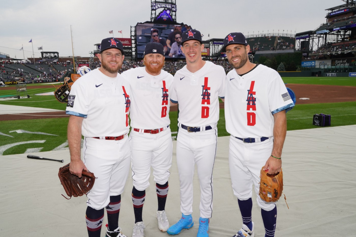 Dodgers Take Over Colorado For All Star Festivities