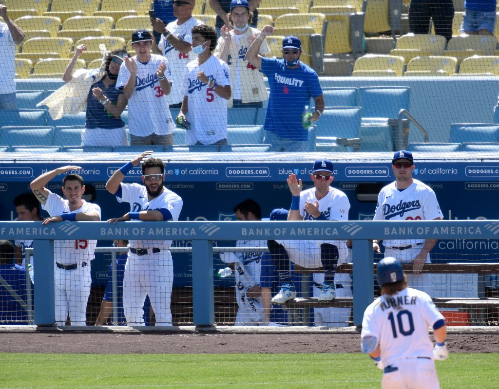 Did the Dodgers Break Out of Their Slump?