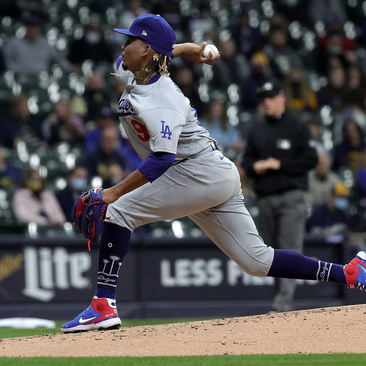 What Can the Dodgers Expect from Edwin Uceta?