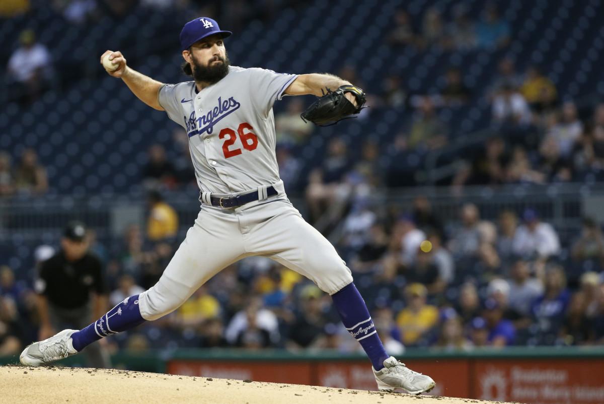Dodgers' Tony Gonsolin Struggles in Season Debut