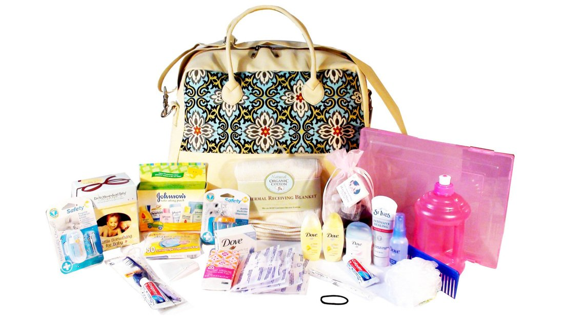 Bagajul pentru maternitate - lista completă pentru naștere