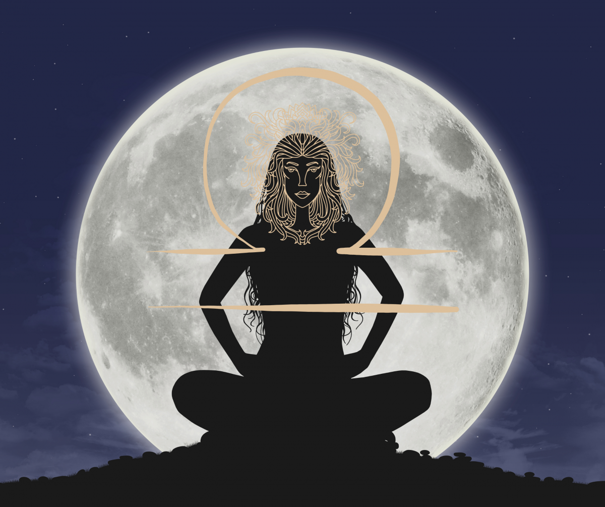 Full moon in Libra March 2021