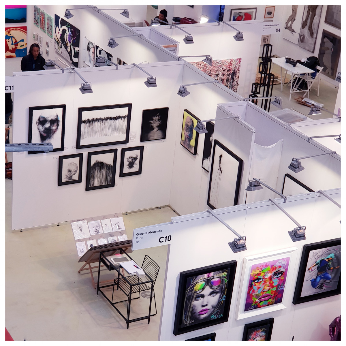 Affordable Art Fair Amsterdam Autumn 2018