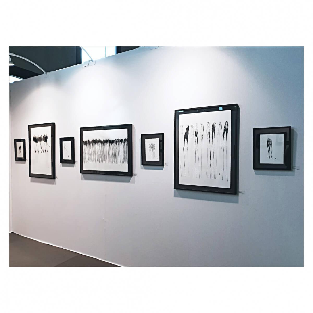 Nadia Arnold Gallery Lausanne Art Fair Switzerland 2018